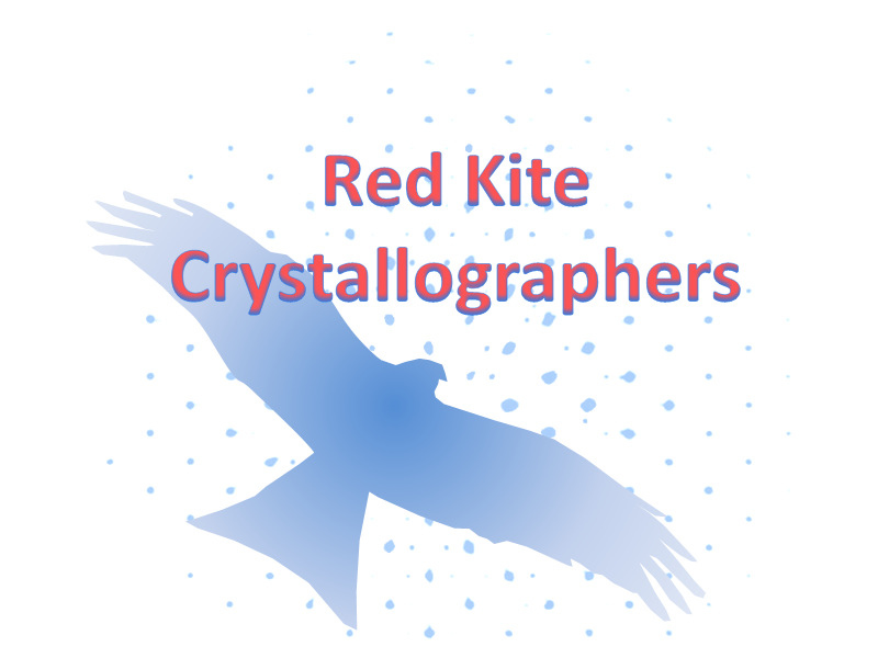 Red Kite Crystallographers logo