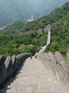 The Great Wall of China (Huangyaguan section)
